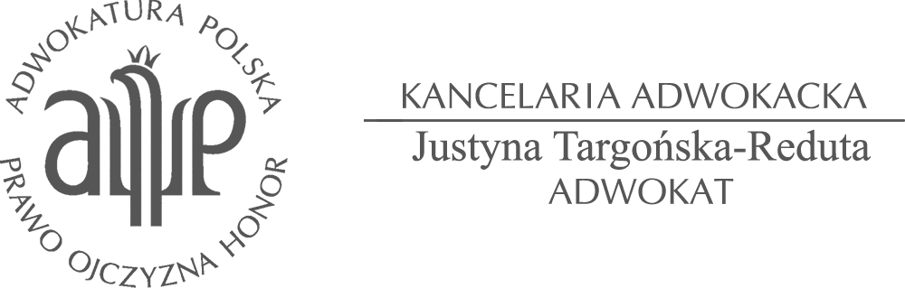 Logo Adwokatury Polskiej Justyna Targonska Reduta